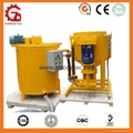 Grouting Mixer and agitator