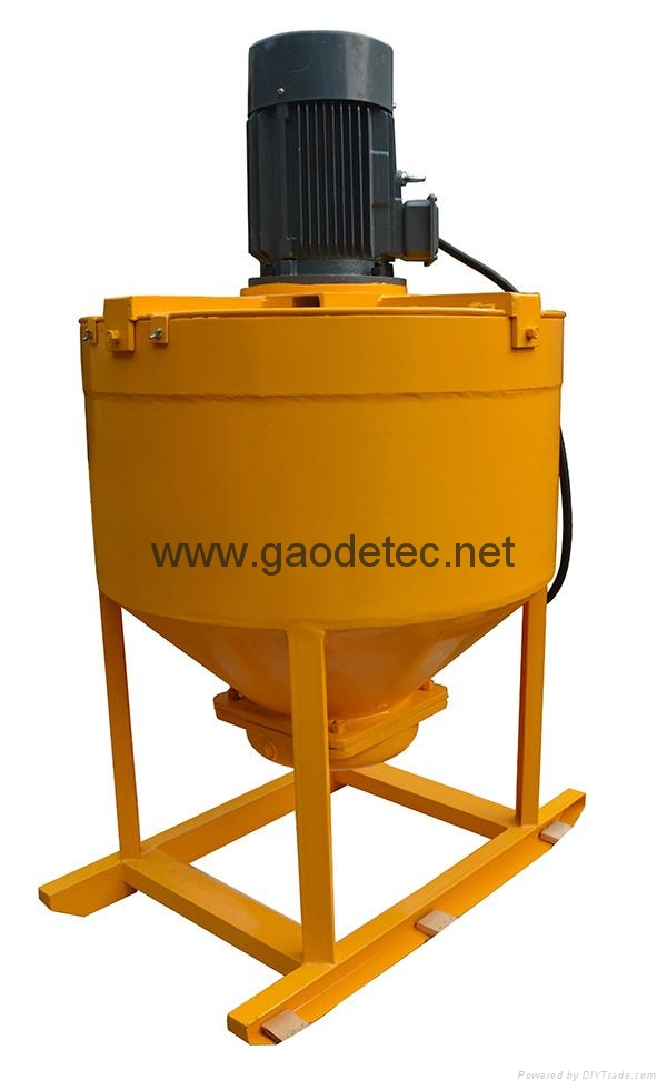 GM300E electric colloidal grout mixer in difference angle for sale