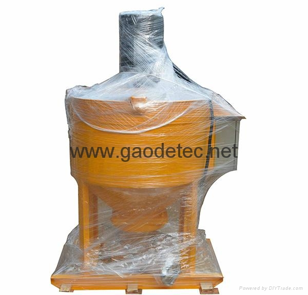 deliver colloidal grout mixer to Myanmar
