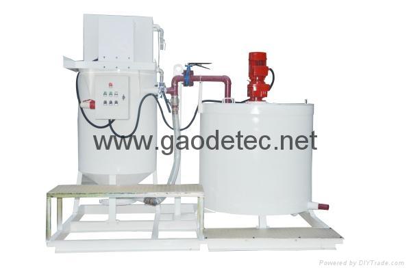 GMA400-700注浆搅拌机组 5