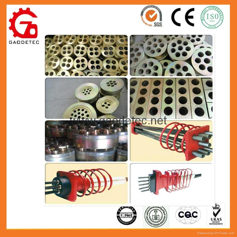 Multistrands Tension Prestressed Anchor