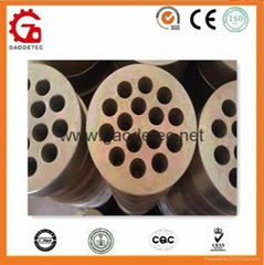 Prestressed Concrete Anchor Head And Wedges Anchor Bearing Plate