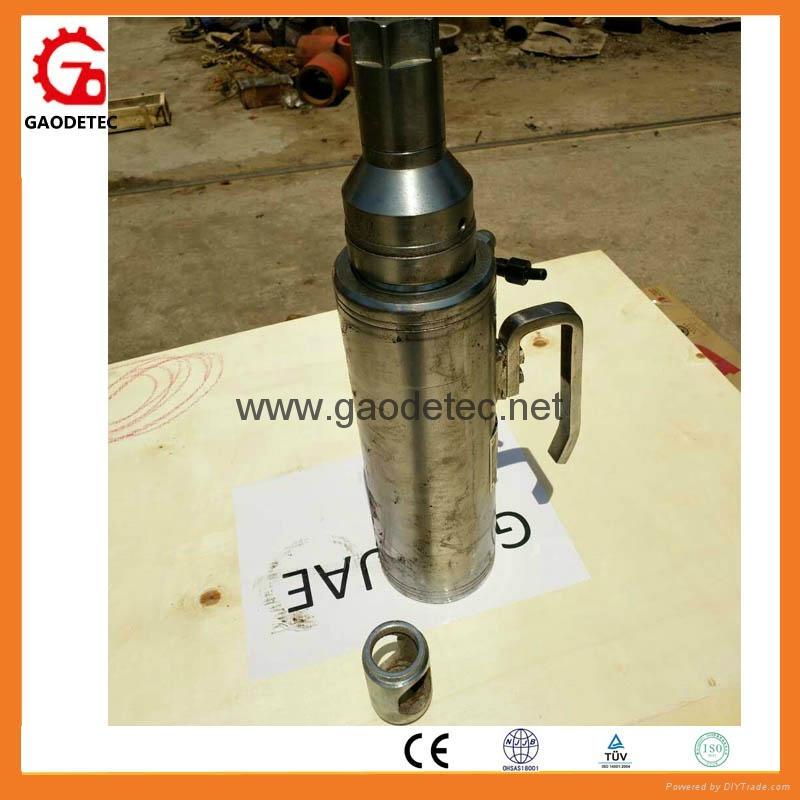 Monostrand Prestressed Tensioning Hydraulic Jack