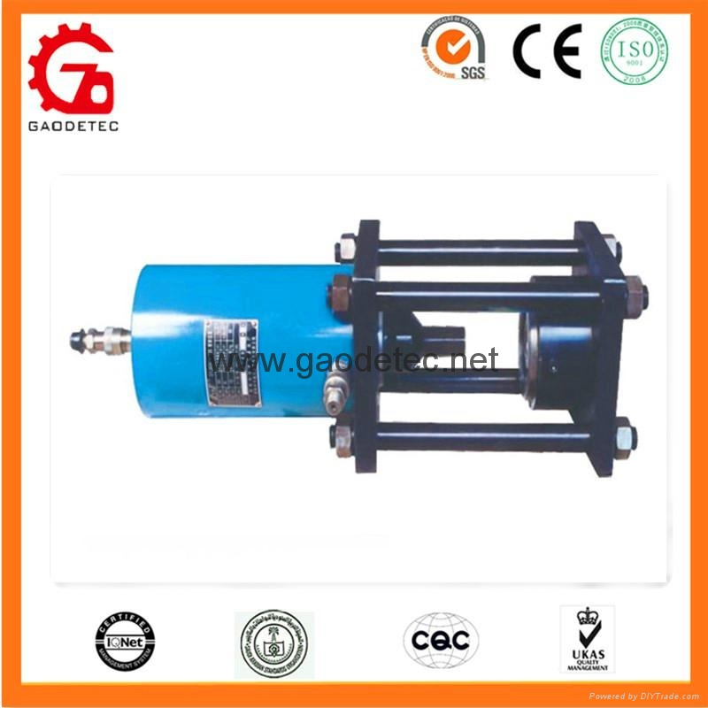 PC Strands Hydraulic Extruding Machine