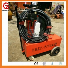 Post Tension Prestressed Hydraulic Electric Oil Pump