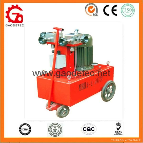 electric oil pump used for tension cylinder