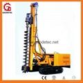 Hydraulic Screw Pile Driver Machine For