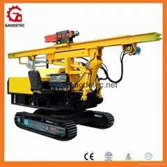 2016 New Hydraulic Vibratory Hammer Pile Driver For Ground Screw