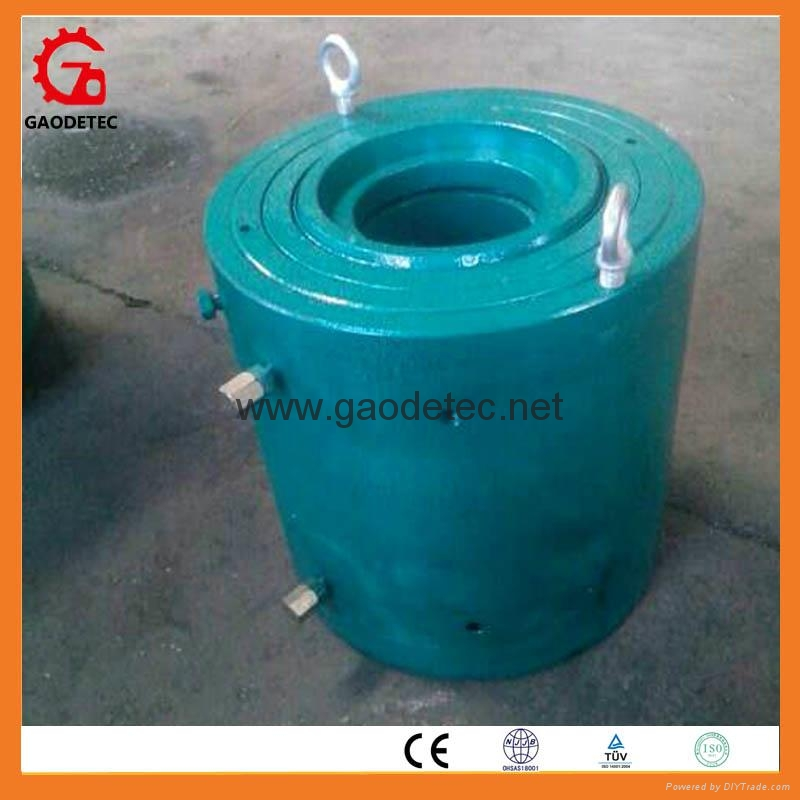 tension hydraulic ram