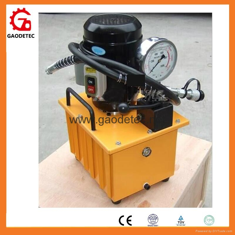power pack for hydraulic cylinder