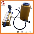 Single Acting Hydraulic Hollow Cylinder