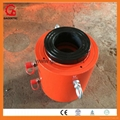 100 ton double acting hydraulic cylinder