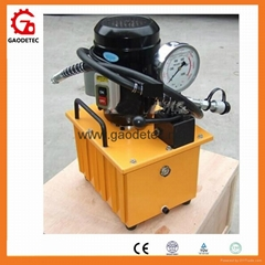 Single Acting Electric Oil Pump for