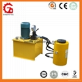 double acting electric power pack