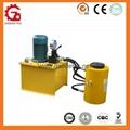 electric oil pump for hydraulic cylinder