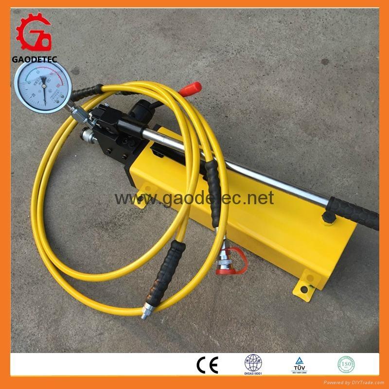 Hydraulic Manual Oil Pump 11