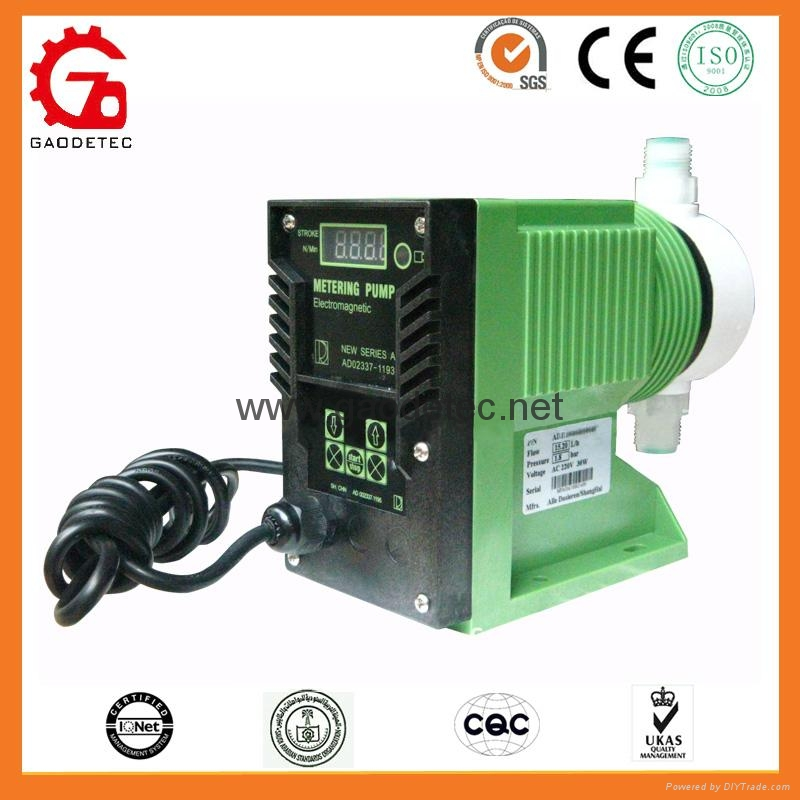 Electromagnetism Diaphragm Metering Pump