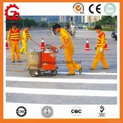 GD320 Hand-push thermoplastic road marking machine