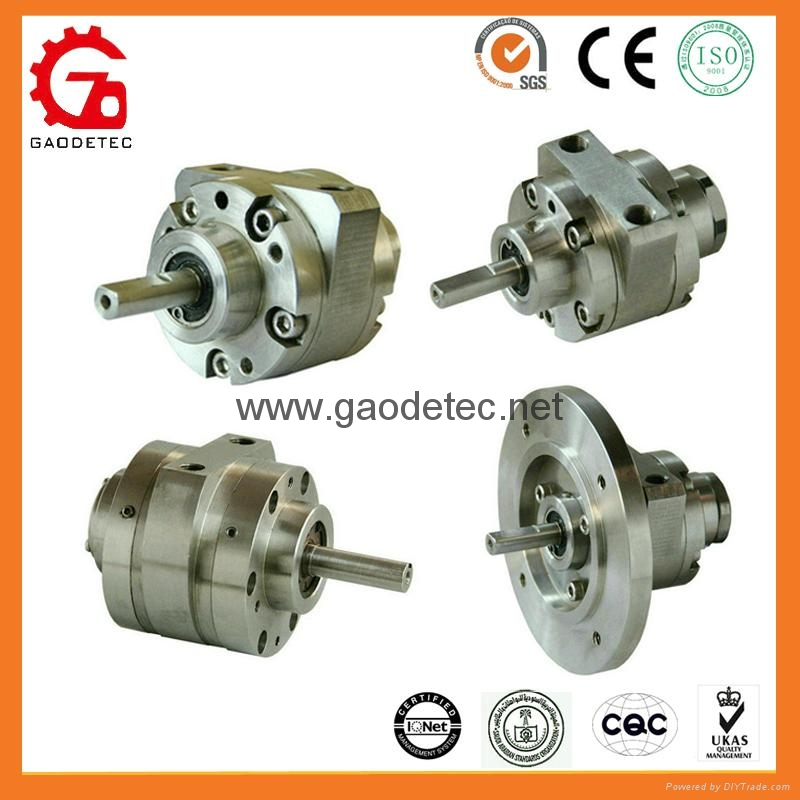 Stainless steel vane pneumatic motor
