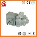 pneumatic gear motor