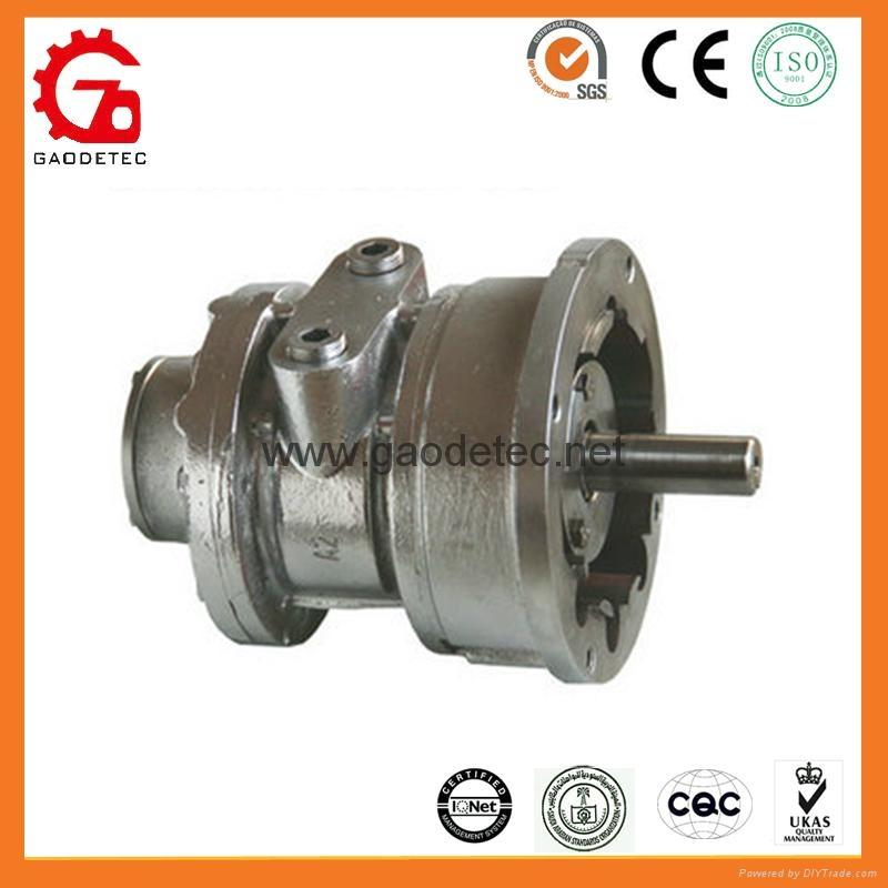 flange pneumatic motor