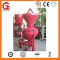 GD-BJ switch-plate type refractory gunning machine