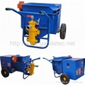 3D panel wall mortar plaster machine for sale