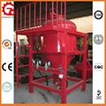 GD-BP fluidifying semi-dry refractory gunning machine