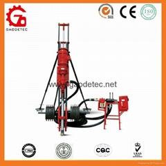 High Efficiency Energy Saving Quarry Mining Portable DTH Drilling Rig
