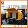 HBT-E series electric concrete pump