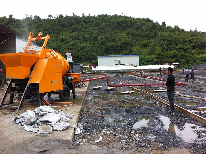 concrete pump for sale india