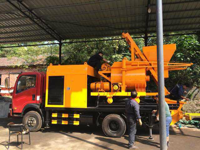 concrete pumping equipment for sale