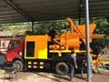 JBT40 L1 Trailer concrete pump with