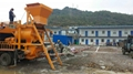 concrete mixer pump in zambia