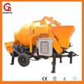 concrete pump manufacturers