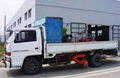 hand push and truck-mounted cold painting road lining machine for sale