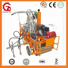 GD18L hand push and truck-mounted high pressure airless cold painting machine