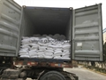 deliver white road marking paint to Pakistan customer