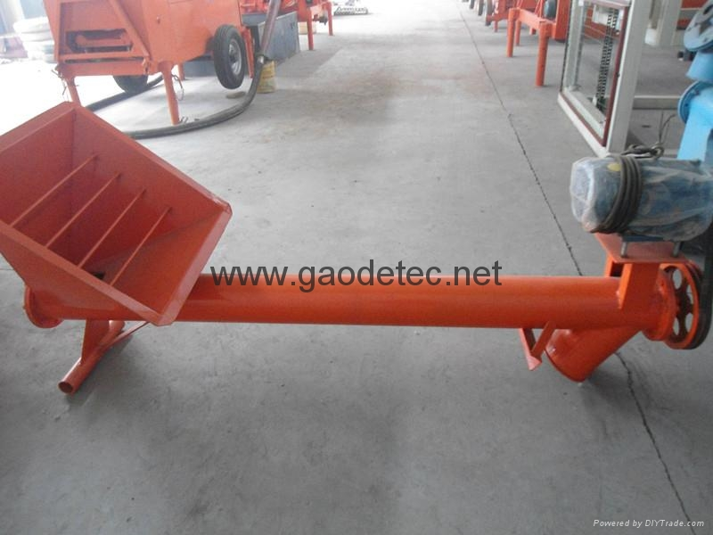GM1000 foam concrete mixer