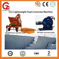 Manual CLC blocks production line