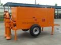 Foam Concrete Pump for Sale