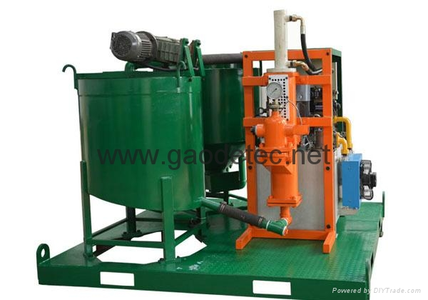 electric grout mixer pump for sale