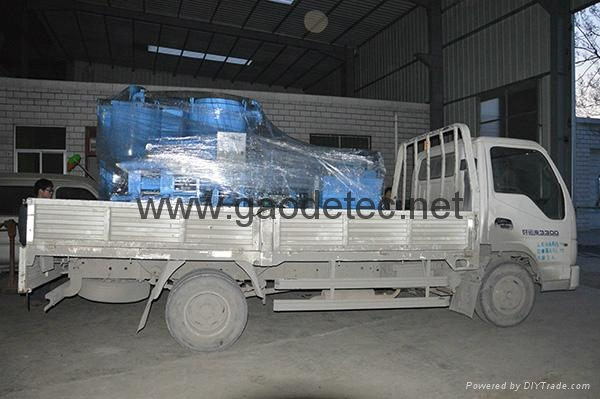 Deliver hydraulic grout plant to Malaysia