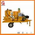 Trailer Type Deutz Grout Equipment to Thailand