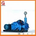 BW80/3 small suction pump mud