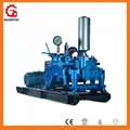 BW120/2 mud suction pump for drilling