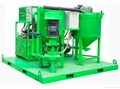 GGP200/300/100 PI-E Grout Plant for sale in Sweden