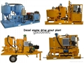 For more other type grout equipment, please contact
