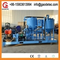 GGP250/350/100 PI-D  Good price mixing plant for cement grouts in Malaysia