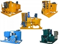 other electric mixing plant for cement grouts for option